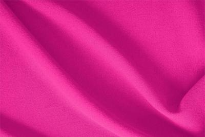 Crepe de laine rose shocking 144