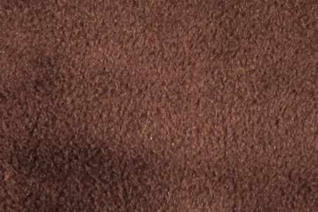Velours Uni 340060 - Les tons Marron