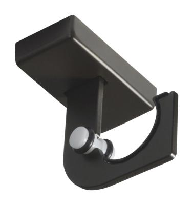 Tringles à Rideaux Collection Costa : 2 Supports Plafond
