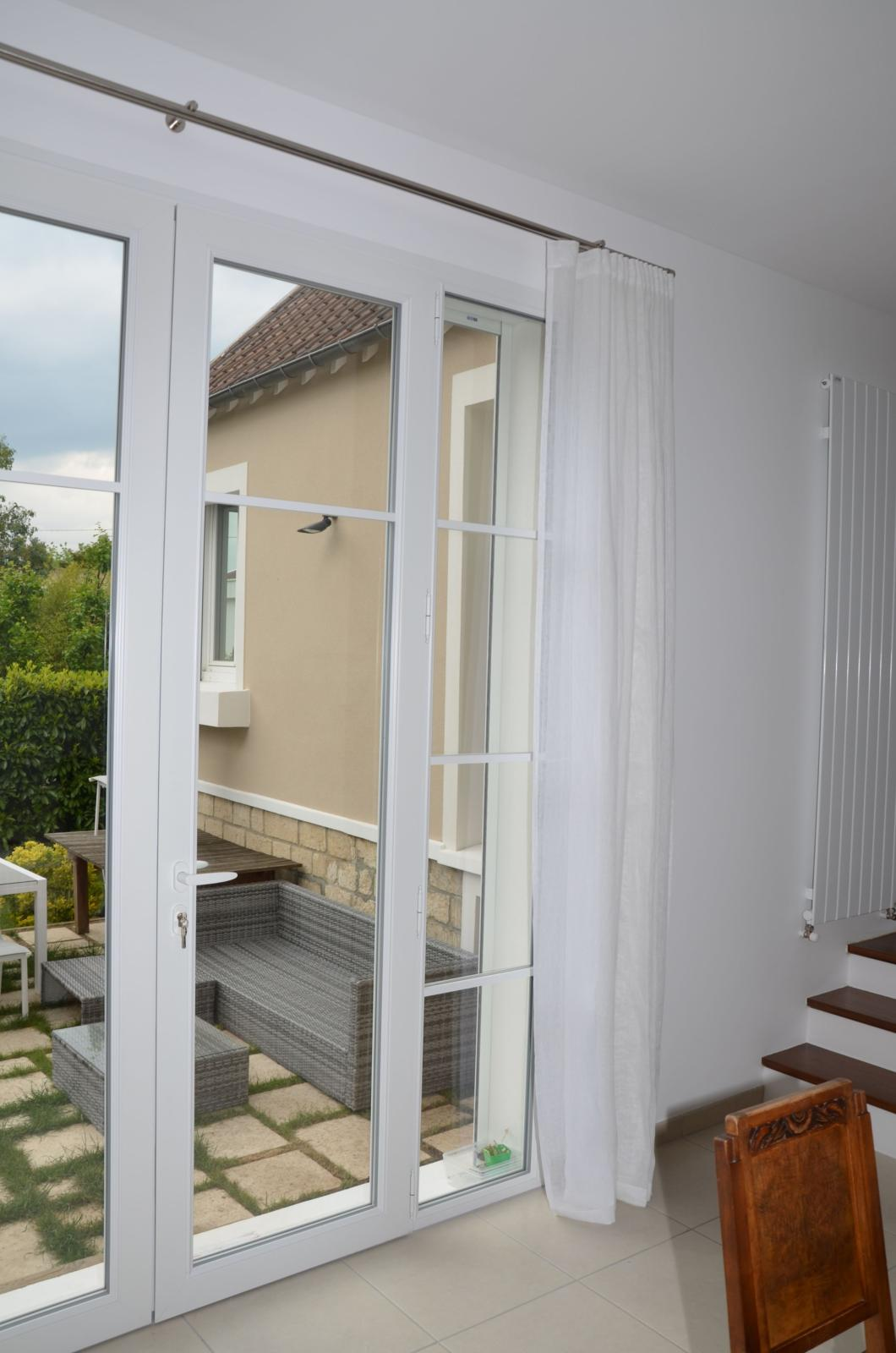Tringle rail Wave sur-mesure pour voilages