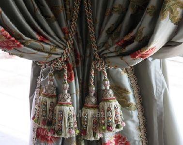 Réaliser mes rideaux et coudre doubles-rideaux en soie