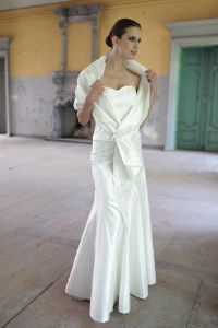 Tissu haute couture robe de mariee